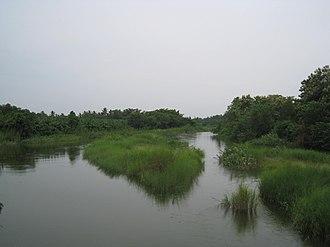 Arisil - Image: Aricil river 3