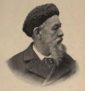 Jules Arnous de Rivière - Jules Arnous de Rivière in 1904