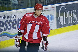Aron Chmielewski Polish professional ice hockey player