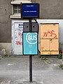 Arrêt Bus Deux Communes Rue Deux Communes - Rosny-sous-Bois (FR93) - 2021-04-16 - 2.jpg
