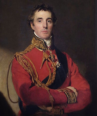 "Military career of Arthur Wellesley, 1st Duke of Wellington - ""Arthur Wellesley, Duke of Wellington"" by Sir Thomas Lawrence, 1814"