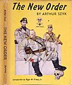 Arthur Szyk (1894-1951). The New Order dustjacket (1941), New York.jpg