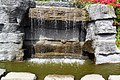 Artificial waterfall in Butterfly Park Bangladesh (01).jpg
