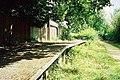Ashley Heath, old railway platform - geograph.org.uk - 500371.jpg