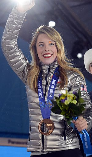 Ashley Wagner - Wagner at the 2014 Winter Olympics