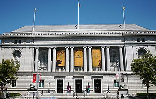 Asian Art Museum (San Francisco) museum in San Francisco, California
