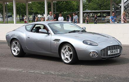 Aston Martin Db7 Wikiwand