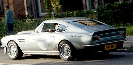 Aston Martin V8 Vantage 1977 Wikiwand