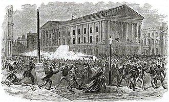 Astor Place Riot - Astor Place Riot