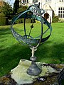 Astrolabe, Avebury Manor, Avebury - geograph.org.uk - 1024499.jpg