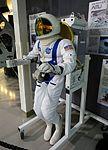 Astronaut Maneuvering Unit (AMU), Project Gemini flight 9A for Eugene Cernan, 1966 - Hiller Aviation Museum - San Carlos, California - DSC03101.jpg