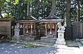 Atago-jinja (Kyoto) keidaisha.JPG