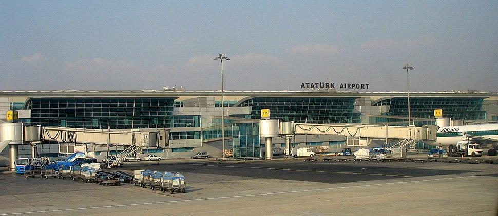 Ataturk Havalimani 2