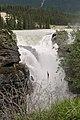 Athabasca Falls, Jasper National Park (7853822520).jpg