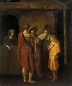 The Departure of Benjamin