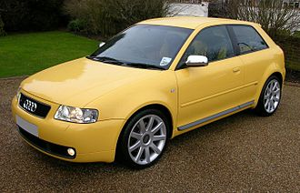Audi A3 - Audi S3 (facelift)