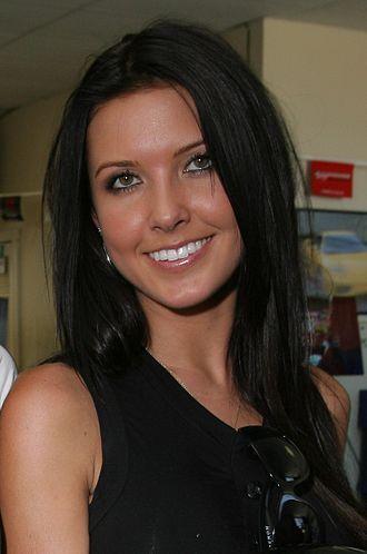 Audrina Patridge - Patridge in June 2008