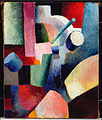 August Macke - Colored Composition of Forms, 1914 - Google Art Project.jpg