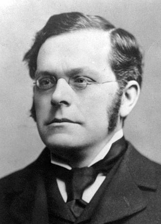 President of the Liberal Party - Augustine Birrell