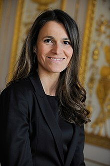 Aurélie Filippetti, ministre de la Culture et de la Communication.jpg