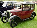 Austin 7 box Saloon (1933) - 14253164647.jpg