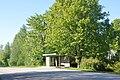 Autobusa pietura Dambīši, ceļš P131, Rojas pagasts, Rojas novads, Latvia - panoramio.jpg