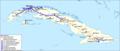 Autopistas de Cuba (network map).png