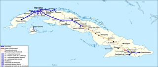 Autopista A3 (Cuba) Motorway in Cuba