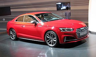 Audi S5 - Image: Autostadt Audi 3