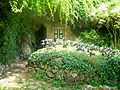 Auvers-sur-Oise (95), maison du Dr Gachet, cave troglodytique.jpg