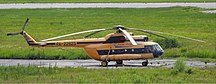Aeroporto di Chabarovsk-Novyj-Dati tecnici-Avis-Amur Mil Mi-8 Galkin
