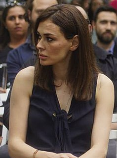 Ayşe Hatun Önal Turkish model and singer
