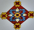 "Azerbaijani ""Chelebi"" carpet (end of 19th century) from Khojali town of Azerbaijan (ornament).png"