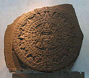 La Piedra del Sol.