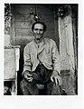 Bárbaro Rivas en su casa de Petare - Paolo Gasparini, 1957.jpg