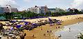 Bãi biển Sầm Sơn ở Thanh Hóa.jpg