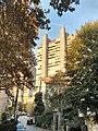 Bělehrad, Voždovac, výšková budova II.jpg
