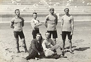 Athletics at the 1896 Summer Olympics - Hungarian athletic team of 1896 Summer Olympics