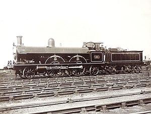 LNWR John Hick Class - LNWR No. 20 John Hick