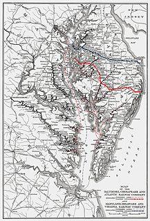 Baltimore, Chesapeake and Atlantic Railway