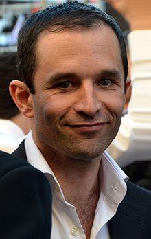 Benoît Hamon en mai 2012.