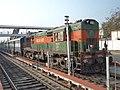 BKSC WDM3A ^16149R with 15929 MS-DBRT Express instead of its regular UDL or MLDT link - Flickr - Dr. Santulan Mahanta.jpg