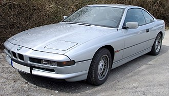 BMW 8 Series (E31) - BMW 840Ci