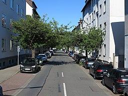 Eulenstraße in Braunschweig