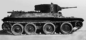 BT tank - BT-7