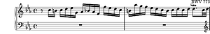Inventions and Sinfonias (Bach) - Image: BWV 773 preview