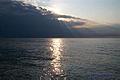 Bałtyk Zachód słońca 1 2011 MZW 2735.jpg