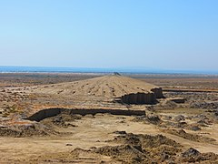 Bahar Mud Volcano 0. Photo by Uzeyir Mikayilov.jpg