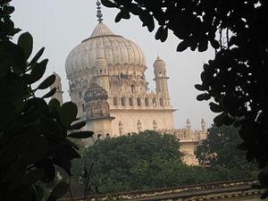 Bahu Begum ka Maqbara - Tomb of Unmatuzzohra Bano Begum alias Bahu Begum