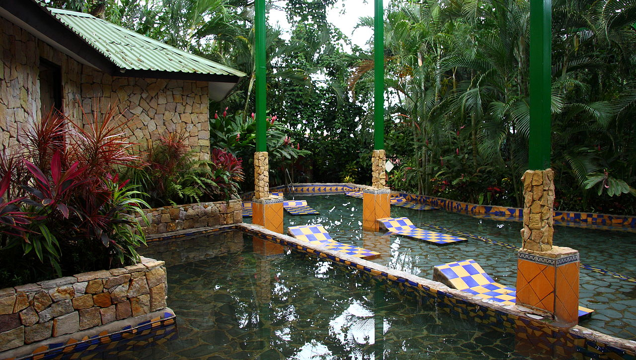 Arenal Springs Hotel Costa Rica